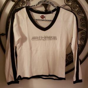 Harley Davidson long sleeve t shirt